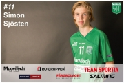 11- Simon Sjösten