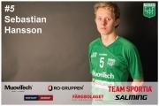5- Sebastian Hansson