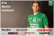 14- Martin Ivarsson