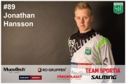 89- Jonathan Hansson