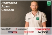 Headcoach - Adam Carlsson
