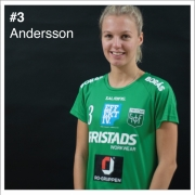 #3 Andersson